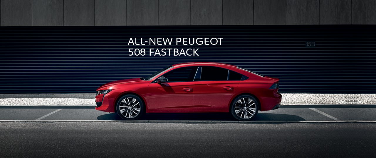 All-New 508 Fastback