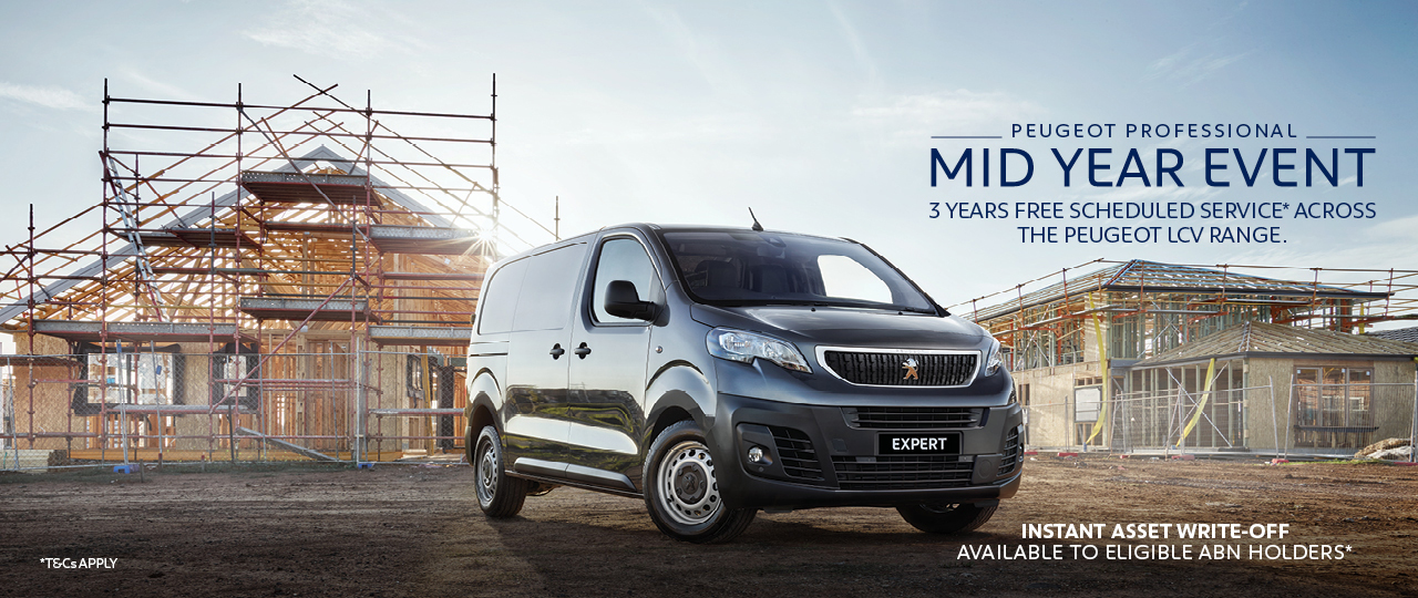 PEUGEOT MID-YEAR EVENT ON NOW